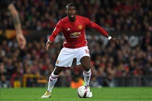 Pogba lập kỷ lục ấn tượng ở trận thắng nhọc Zorya của M.U