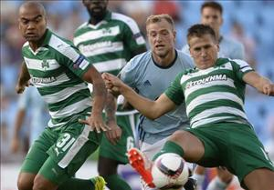 Tổng hợp: Celta Vigo 2-0 Panathinaikos (Bảng G Europa League 2016/17)