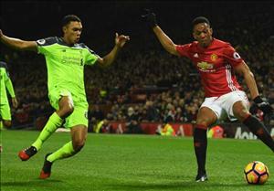 Tiết lộ lý do Mourinho trảm Martial ở trận Stoke