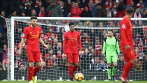 Liverpool thua sốc: Nhà vô địch sẽ không đá như vậy