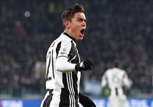 Dybala: Juventus o cung dang cap voi Barca