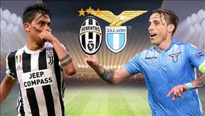 Nhan dinh Juventus vs Lazio 23h00 ngay 14/10 (Serie A 2017/18)