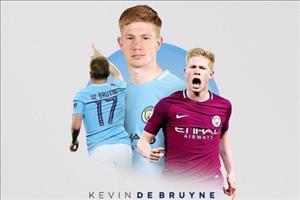 "Kevin De Bruyne: Tien ve ""Tong luc"" cua Pep Guardiola"