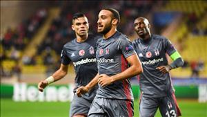 Bảng G Champions League 2017/18: Monaco lại thua, RB Leipzig thắng thuyết phục