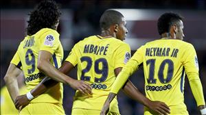 Paris Saint-Germain và khoảng khắc định hình mối quan hệ tay ba