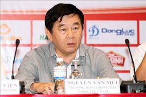 Truong ban trong tai VFF len tieng ve pha 'be coi' o tran cua FLC Thanh Hoa