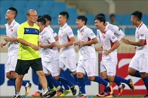 Bóng đá Việt Nam ở nhóm 1 tại AFF Cup 2018: Nên mừng hay nên lo?