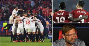 Sevilla 3-3 Liverpool: Công làm thủ phá là đây!