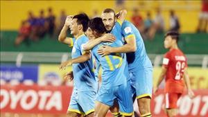 Nhận định Cần Thơ vs Khánh Hòa 17h00 ngày 5/11 (V-League 2017)