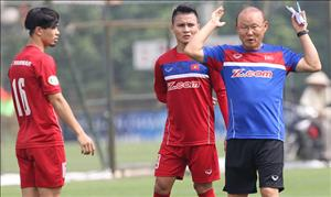 Sao U20 Viet Nam tiet lo chien thuat cua HLV Park Hang Seo