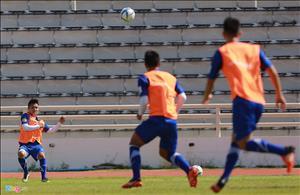 U23 Việt Nam tích cực mài giáo chờ đấu Uzbekistan