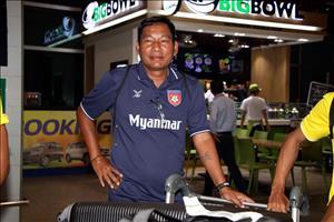 Vừa tới Việt Nam, HLV đội U21 đã muốn trả nợ cho ĐT U23 Myanmar