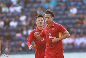 Tổng hợp: U23 Việt Nam 2-1 U23 Thái Lan (Giải M150 Cup 2017)