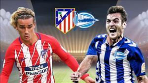 Nhận định Atletico Madrid vs Alaves 02h45 ngày 17/12 (La Liga 2017/18)