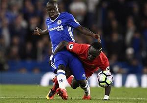 Conte: Khong the so sanh giua Kante va Pogba