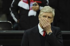 Điểm tin bóng đá tối ngày 23/2: Wenger từ chối sang Trung Quốc
