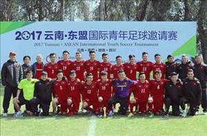 U19 Việt Nam ngược dòng đánh bại U19 Thái Lan