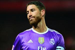 Ramos động viên đồng đội tại Real vượt qua thất bại