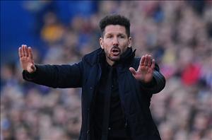 """Simeone tiết lộ có """"35 triệu lý do"""" để rời khỏi Atletico"""