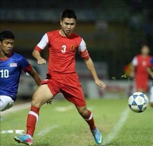 Cựu đội trưởng U21 Việt Nam là thủ phạm vụ đấm gãy mũi đối thủ