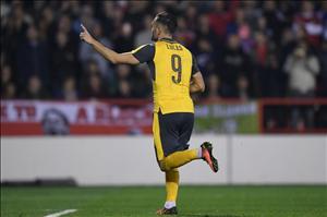 Sevilla len ke hoach rut ruot Arsenal