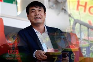 U23 Viet Nam roi vao bang dau nhe nhat vong loai U23 chau A 2018