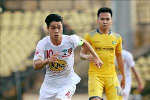 Tong hop: SLNA 2-0 HAGL (Vong 10 V-League 2017)