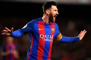 Messi hầu tòa ngay thềm đại chiến với Juventus và Real Madrid