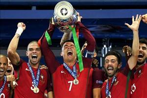 Cristiano Ronaldo gianh them mot danh hieu ca nhan cao quy