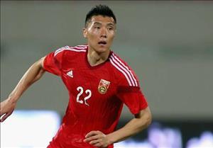 Tổng hợp: Trung Quốc 1-0 Hàn Quốc (VL World Cup 2018)