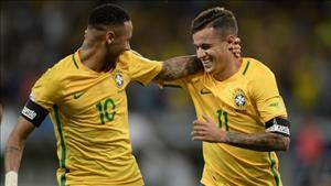 Neymar làm chất xúc tác để Coutinho tới Barcelona