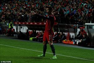 Ngôi sao Ronaldo thi đấu ấn tượng trận BĐN 3-0 Hungary