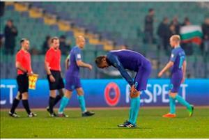 Tổng hợp: Bulgaria 2-0 Hà Lan (VL World Cup 2018)