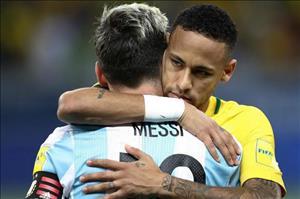 Neymar khó chịu khi bị so sánh với Messi và Ronaldo
