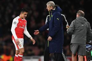 Điểm tin bóng đá sáng ngày 26/4: Wenger lên tiếng về việc bán Sanchez