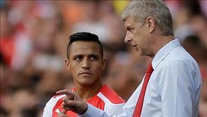 Dau la su that trong vu xich mich Alexis Sanchez vs Wenger?