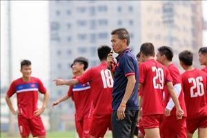 ĐT U20 Việt Nam về nước sau chuyến tập huấn