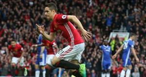 Ander Herrera tien bo the nao duoi thoi Jose Mourinho?