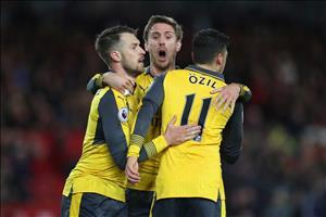 Chien thang cua Arsenal khong hoan hao nhung quan trong