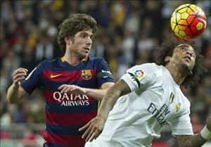 Marcelo hối hận vì không chơi xấu trong trận El Clasico