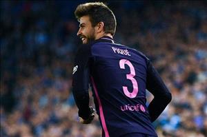 Pique hả hê sau khi Barca hạ hết Real rồi Espanyol