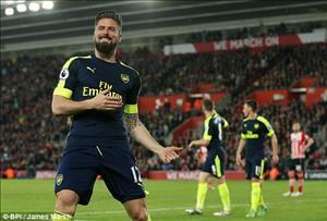 Giroud yêu cầu BLĐ Arsenal làm rõ về tương lai