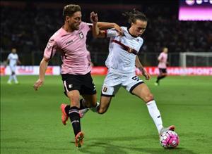 Nhan dinh Palermo vs Genoa 20h00 ngay 14/5 (Serie A 2016/17)