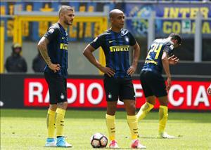 Sau vong 36 Serie A 2016/17: Tha di an trua con hon xem Inter