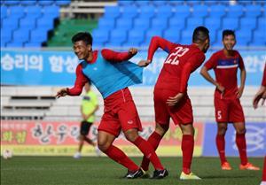 U20 Viet Nam tap nhe sau tran hoa U20 Vanuatu