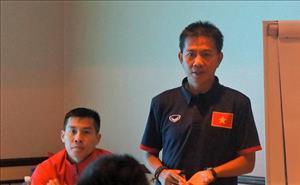 HLV Hoàng Anh Tuấn gửi tâm thư sau hành trình tại World Cup