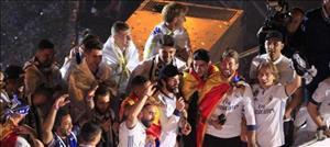SỐC: Tiền vệ Isco xúc phạm, đòi Pique cúi chào tân vương La Liga
