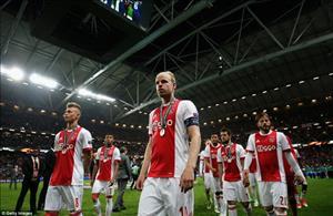 Ajax Amsterdam thua chung kết Europa League: Lại một thế hệ nữa ra đi?