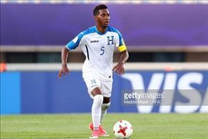 Điều ít biết về đội trưởng U20 Honduras, đối thủ sắp tới của U20 Việt Nam