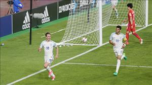 Tổng hợp: U20 Anh 1-0 U20 Hàn Quốc (Bảng A U20 World Cup 2017)